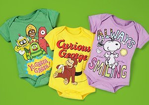 Character Clothes for Baby & Boys