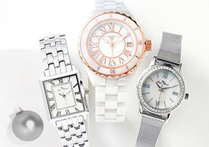 Ladylike Watches feat. Swiss Legend