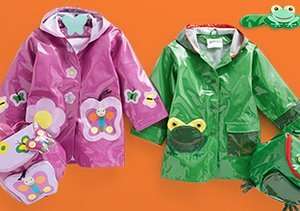 $21 & Under: Kidorable Rain Gear