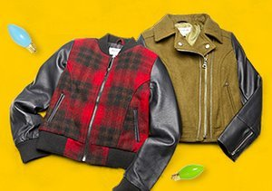Keep Warm: Girls' Outerwear