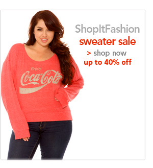 Shop ShopITFashion Sweater Sale