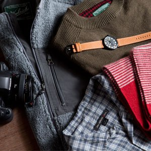 How to Look Rugged Without Looking Sloppy