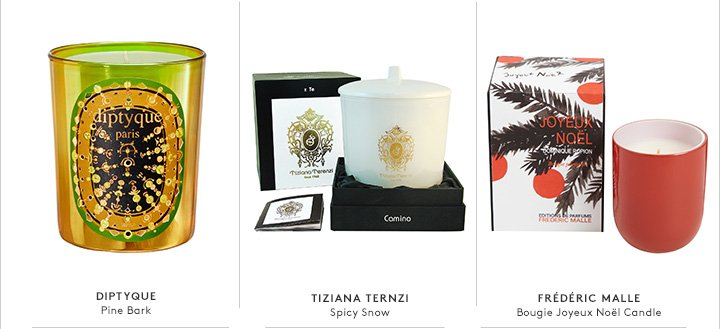 Bring your favorite scent into your home. Shop candles and more now.
