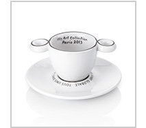 Pistoletto Art Collection Espresso Cup $75