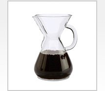 Chemex Specialty Brewer $49