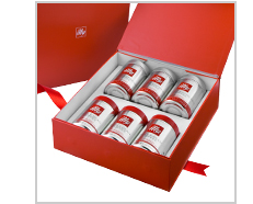 NEW Signature Red Customizable Coffee Gift Set $99