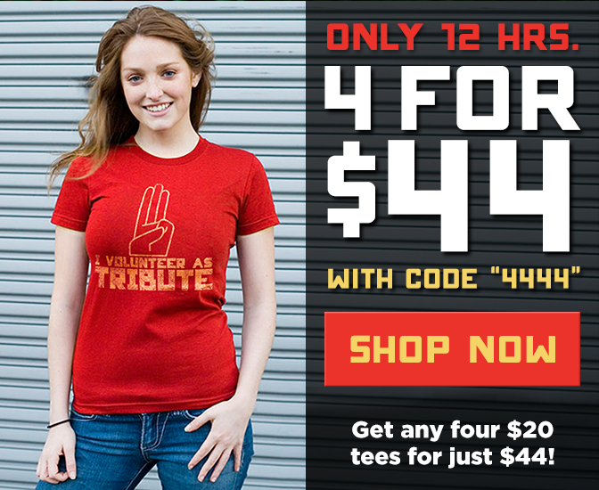 4 for $44 - Click Here!