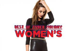 Best Of Cyber Monday: Women's