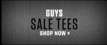 Guys Sale Tees