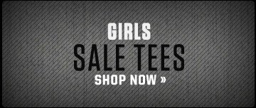 Girls Sale Tees