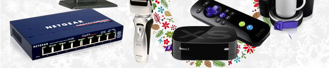 Networking, Shaver, Media Player