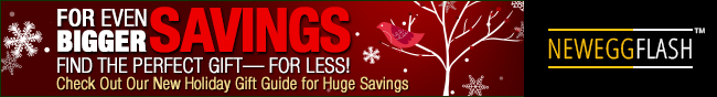 Neweggflash - For even Bigger Savings