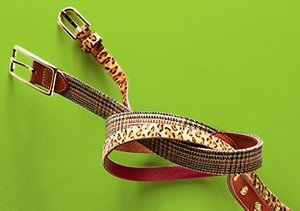 Classic Belts feat. Tommy Hilfiger