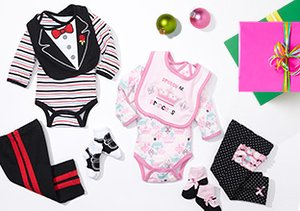 Just $16: Layette Gifting for Baby