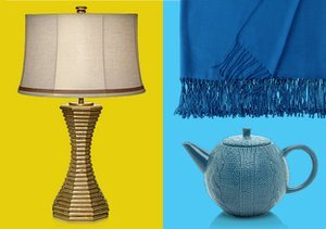 Winter Hues: Blue, Gold & More