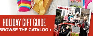 Holiday Gift Guide. BROWSE THE CATALOG