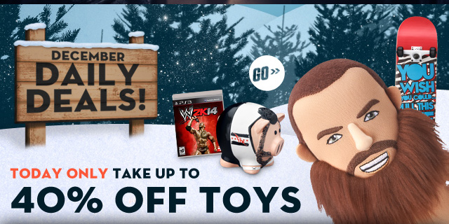 December Daily Deals: Toys