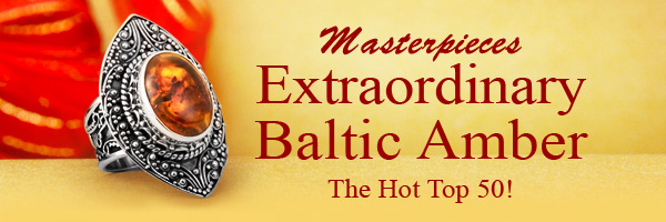 Masterpieces Extraordinary Baltic Amber