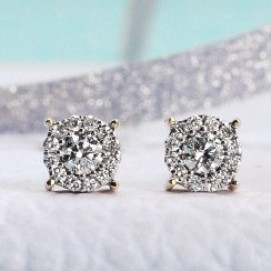 Gift It: The Diamond Stud Earring