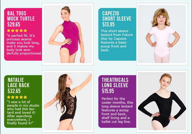 Best Rated Leotards