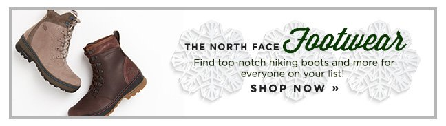 Shop The North Face Footwear