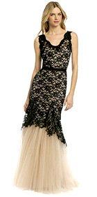 NHA KHANH - Noir Timeless Love Gown