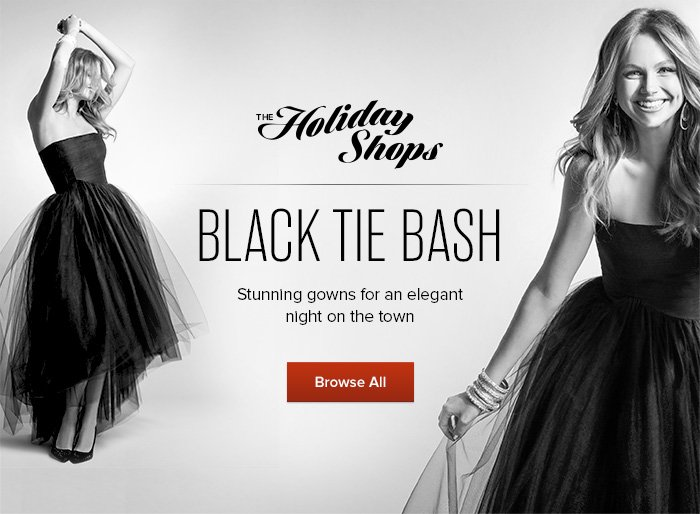 Black Tie Event - Browse All