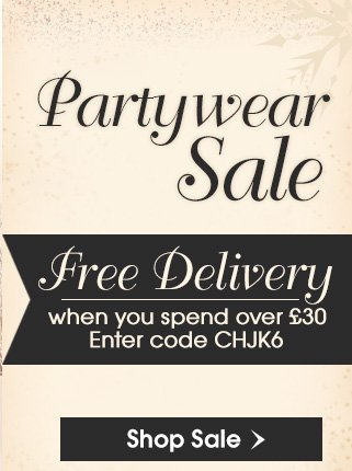 Partywear Sale now on - Shop Sale