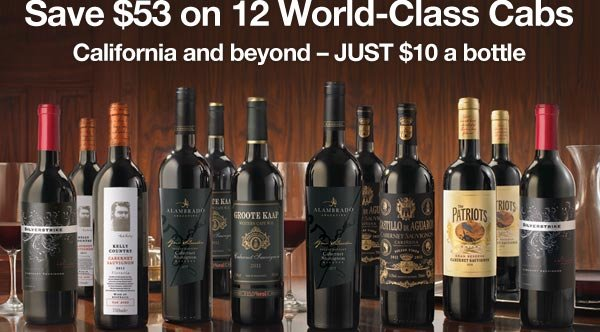 Day 5: Save $53 on 12 World Class Cabs