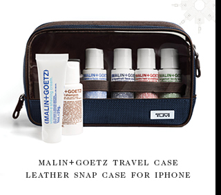 Malin + Goetz Travel Case - Shop Now