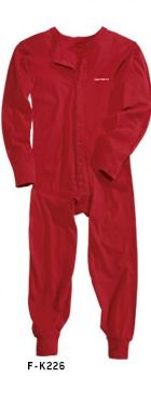 Men's Midweight Cotton Union Suit