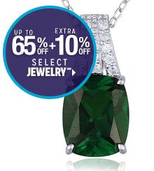 Up to 60% off + Extra 10% off Select Jewelry**