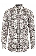 Shirt, £550 Alexander McQueen