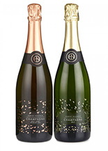 Champagne Duo Set, £59.50 Harvey Nichols