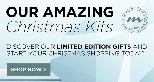 Our Amazing Christmas Kits!