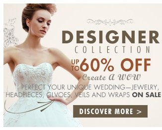 Designer Collection up to 60% off