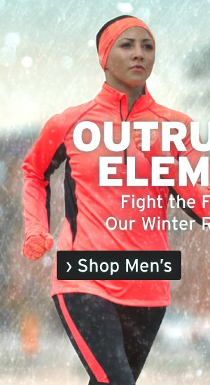 MEN: OUTRUN THE ELEMENTS
