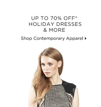 Up To 70% Off* Holiday Dresses & More