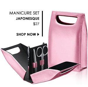 Manicure Set by Japonesque