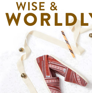 Wise and Worldly