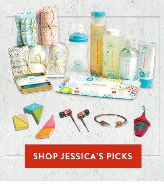 Jessica Alba's Marketplace Picks