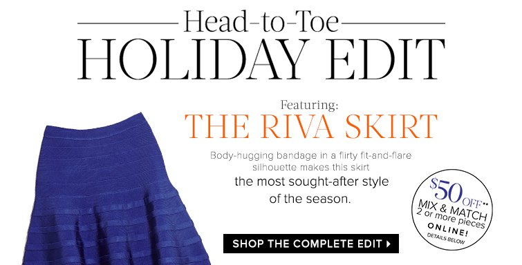 Shop The Complete Edit