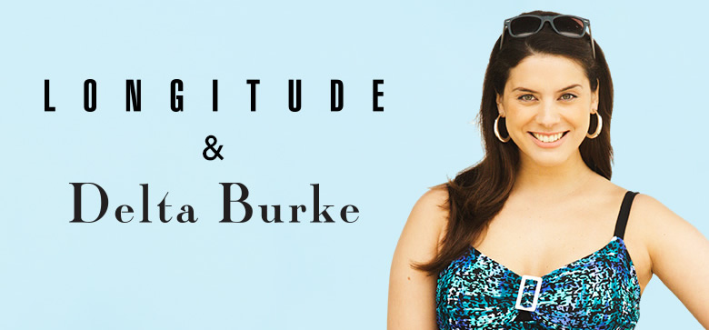 Longitude and Delta Burke Sale!