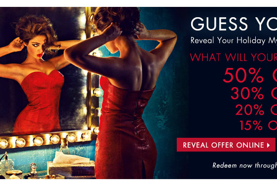 Reveal Offer Online