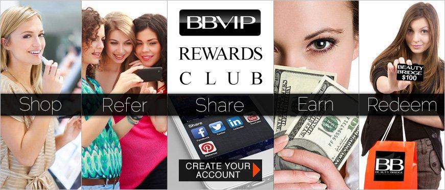 BEAUTY REWARDS CLUB