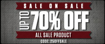 Up To 70% Off - Sale On Sale Ends Soon