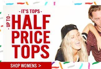 Womens Garage Sale
