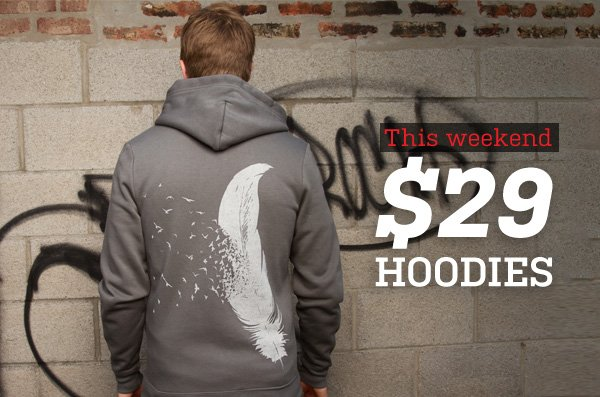 Shop $29 Hoodies