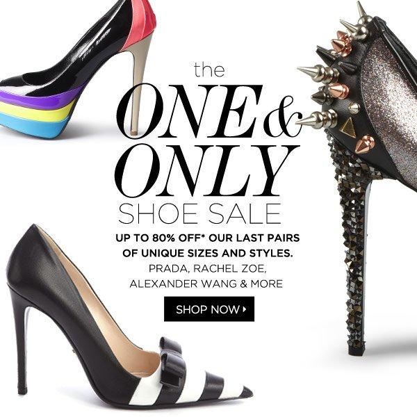 Onesie Shoe Sale Up to 80% Off*