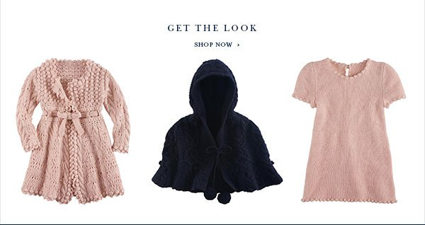 GET THE LOOK SHOP NOW